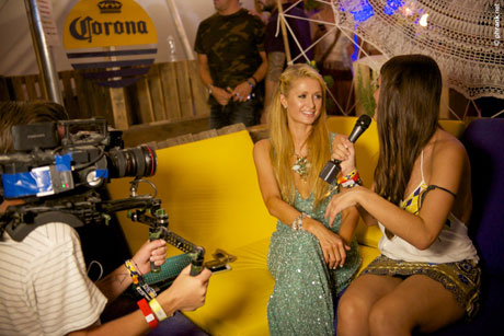 Corona Sunsets Event Ibiza