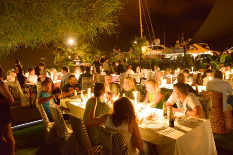 Corona Beer Worldwide Convention in Ibiza