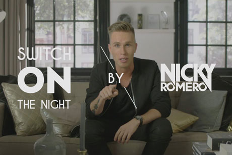 Nicky Romero for Olmeca in Amsterdam